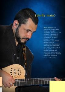 Darlly Maia - Dossier Completo DARLLY MAIA drum&brazz project - DOSSIER COMPLETO