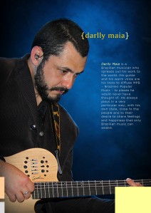 Darlly Maia - Dossier Completo DARLLY MAIA drum&brazz project COMPLETE DOSSIER