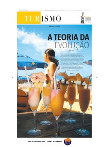 BARRACA MARÉ Estado de Minas - Turismo - 25/09/2012