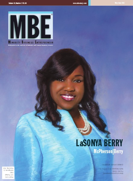 Test Drive MBE Magazine May June 2013