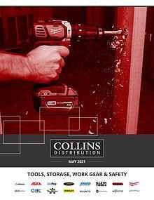Collins Milwaukee Tools Catalog