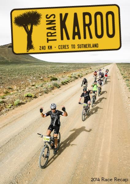 Trans Karoo 2014 Race Recap