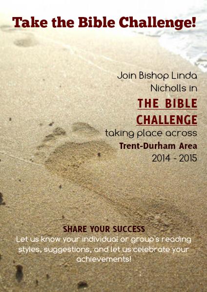 Take the 2014 - 2015 Bible Challenge 2014-2015 Bible Challenge