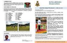 RGPF Quarterly Newsletter
