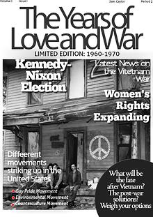 US History: 1960's-1970's