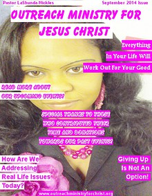 Outreach Ministry For Jesus Christ ~ Volume Six