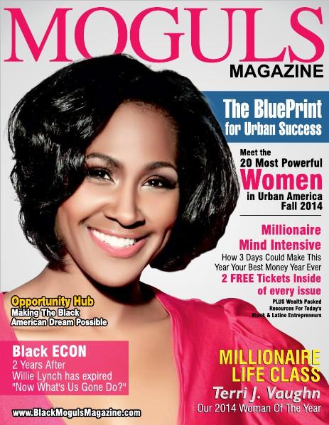 Moguls Magazine Quarterly Issue 2 Fall 2014 COLLECTORS EDITION