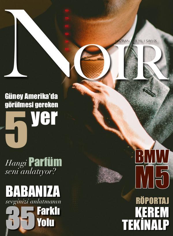 Avenue Noir Haziran 2018