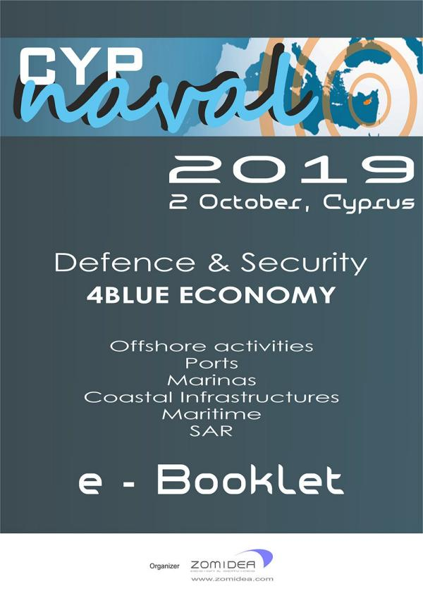 CYPnaval 2019_e-Booklet Defence & Security 4BLUE ECONOMY