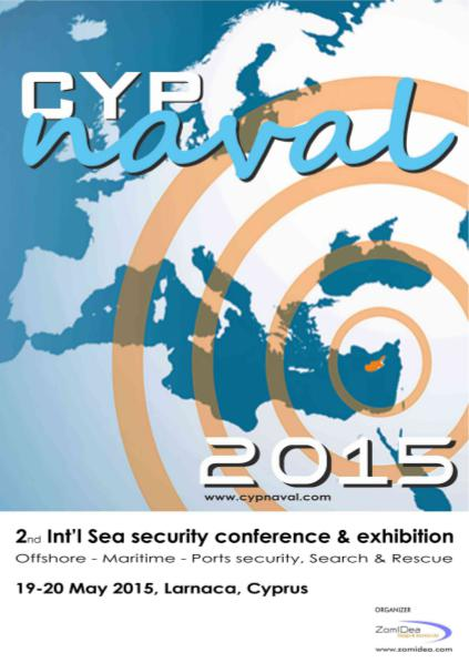 CYPnaval 2015 Conference e-Booklet enhancing the protection of Blue Economy