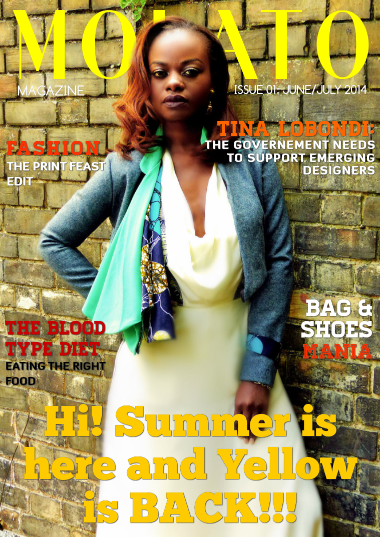 Issue 1 - June/July 2014