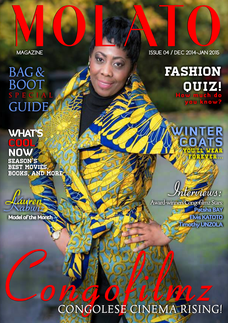 Issue 4 - December 2014/January 2015