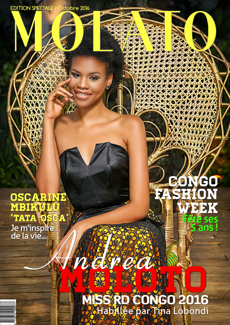 Special Congo Fashion Week Issue