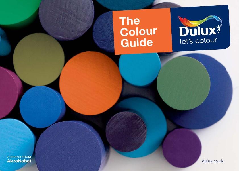 dulux color inspiration jan 2013