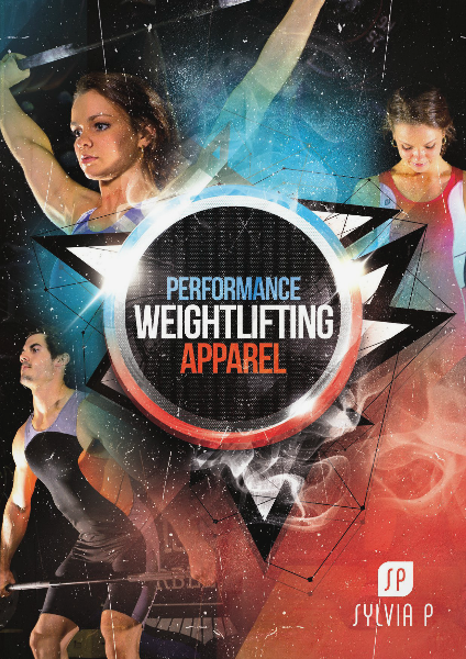 Sylvia P Weightlifting Weightlfting Suits