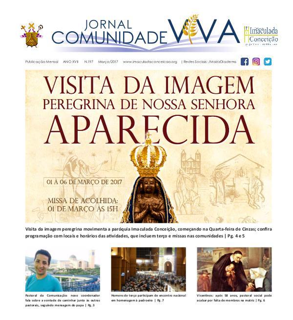 Jornal Comunidade Viva Março/17