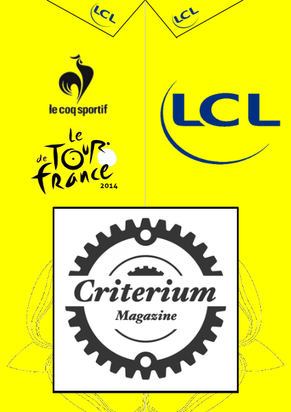 Criterium July 2014 - Le Tour de France Edition