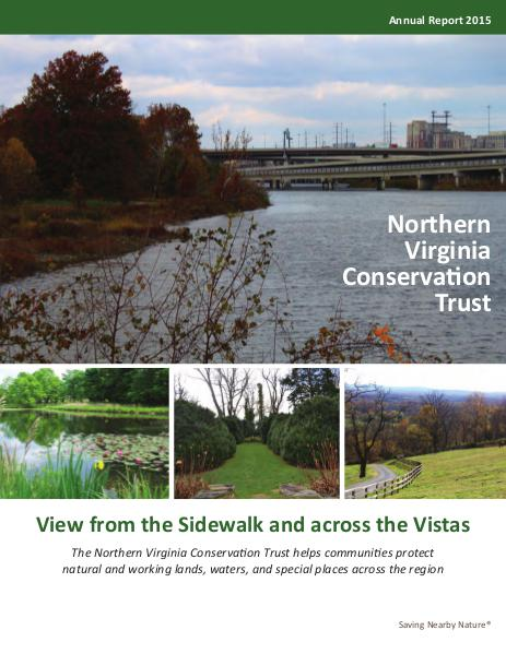 NVCT Annual Report 2015