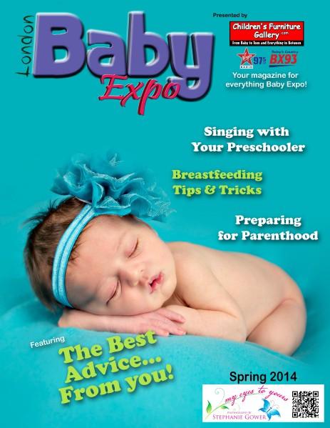 Spring Baby Expo Magazine 2014