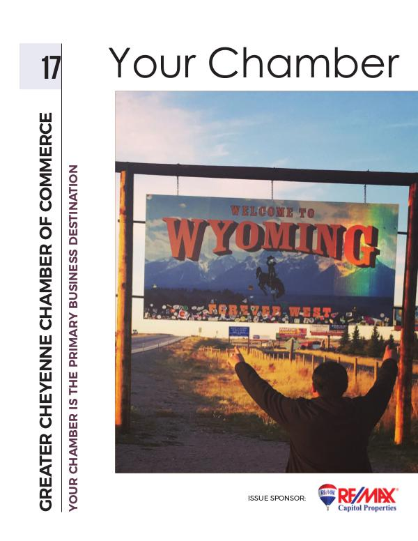 Your Chamber- Annual Report Annual Report 2017 Build- WEB