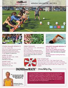 MIT Recreation Monthly Newsletter