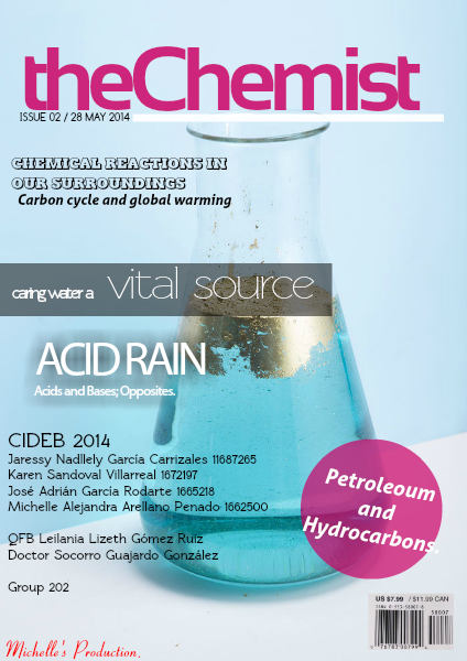 THE CHEMIST (e.g. May. 2014)