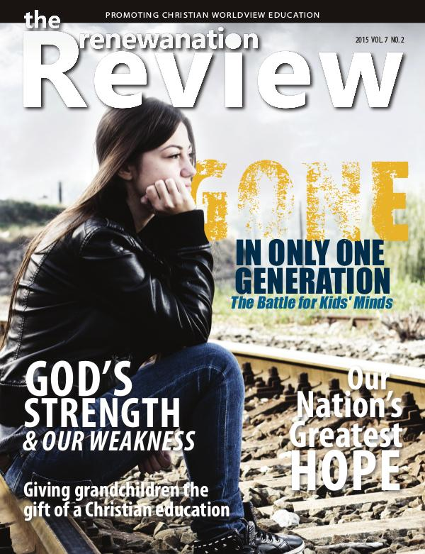 The Renewanation Review 2015 Volume 7 Issue 2
