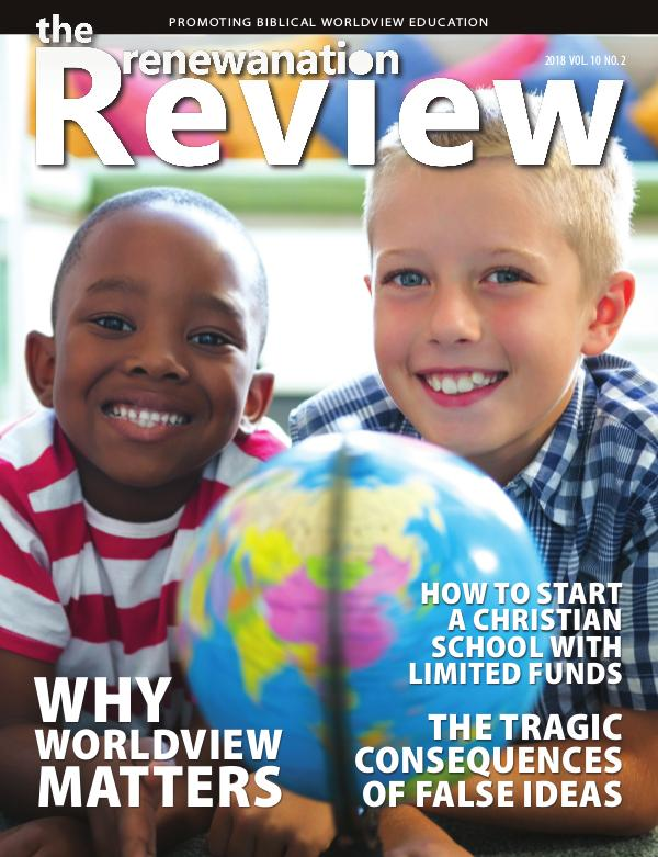 The Renewanation Review 2018 Volume 10 Issue 2