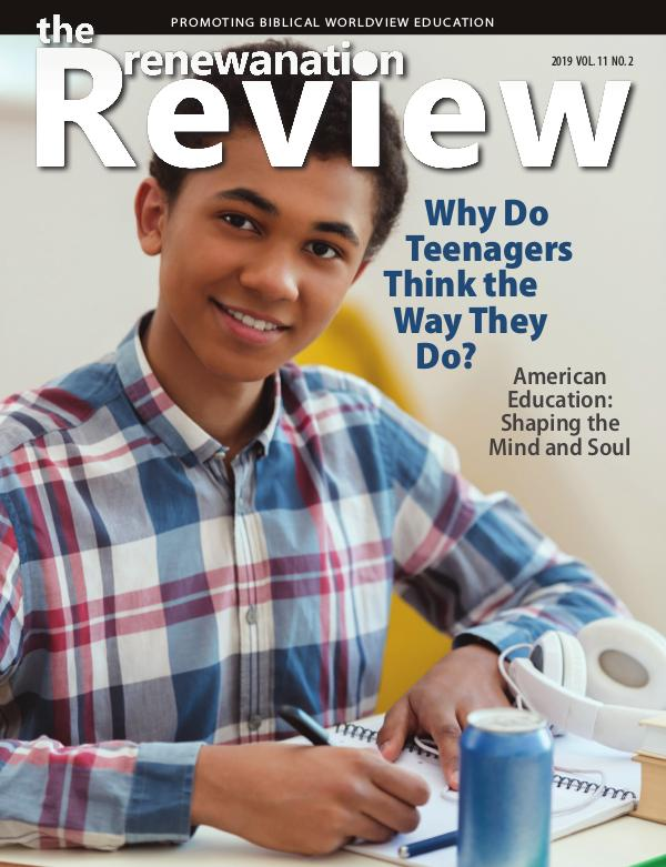 The Renewanation Review 2019 Volume 11 Issue 2