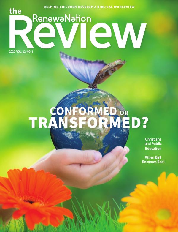 The Renewanation Review 2020 Volume 12 Issue 1