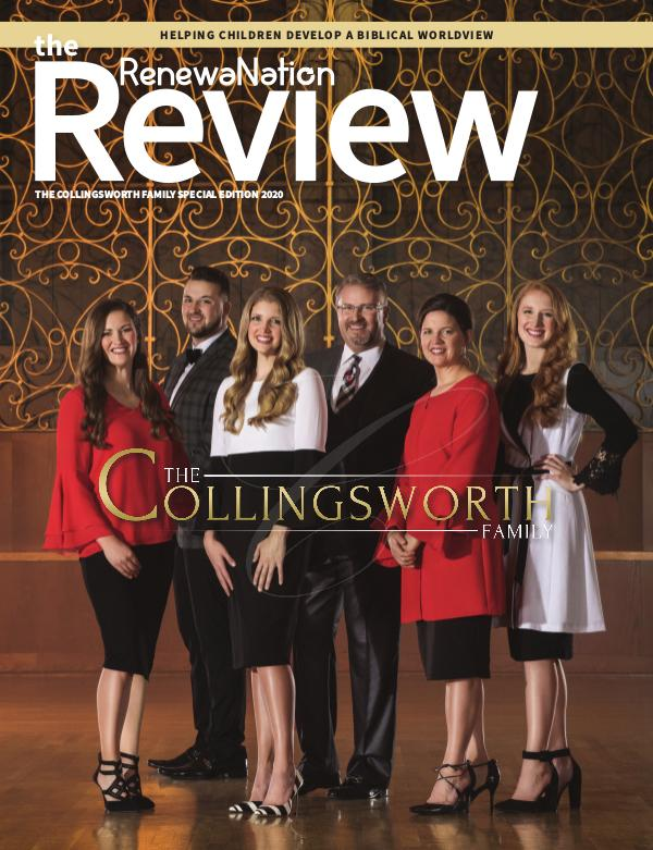 The Renewanation Review 2020 The Collingsworth Family Special Edition