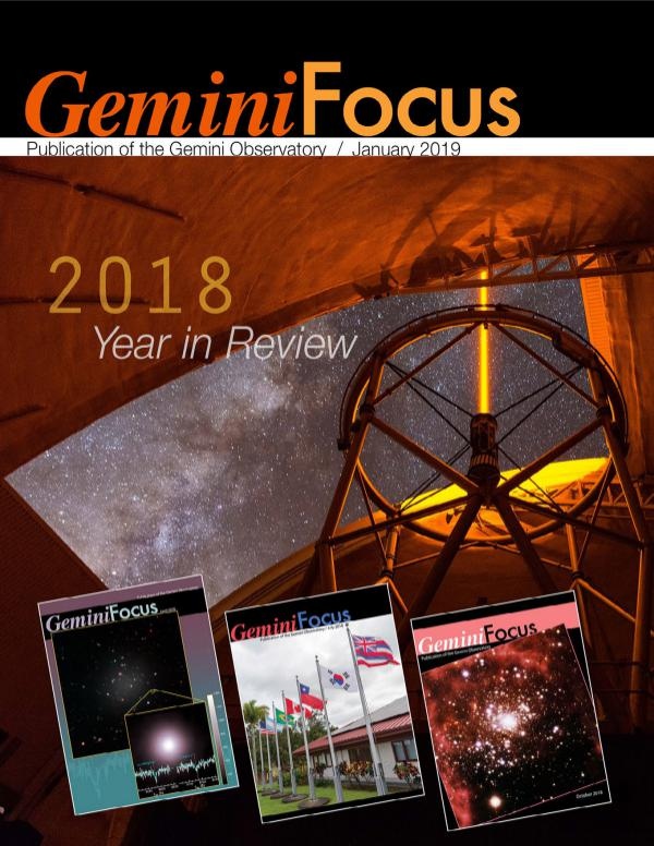 GeminiFocus 2018 Year in Review
