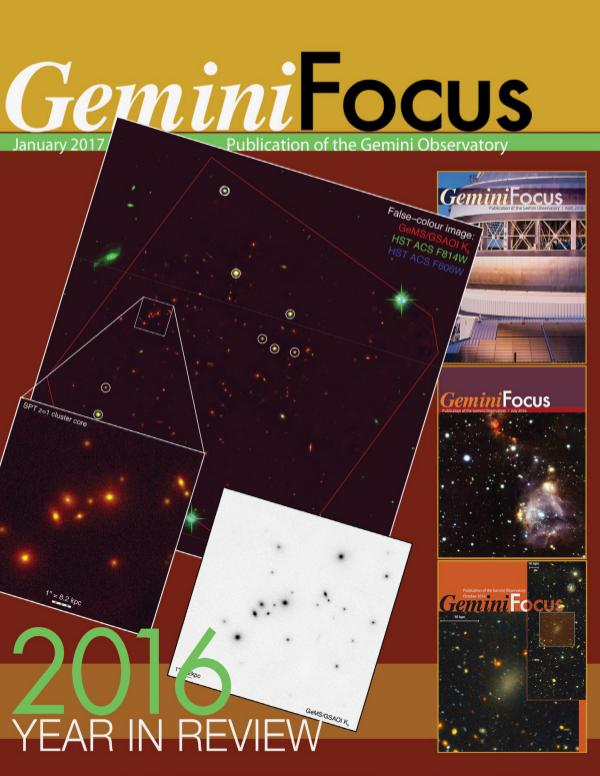 GeminiFocus 2016 Year in Review