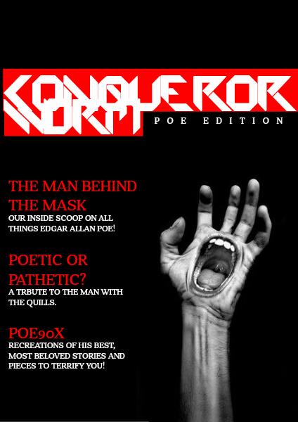 The Conqueror Worm Poe Edition