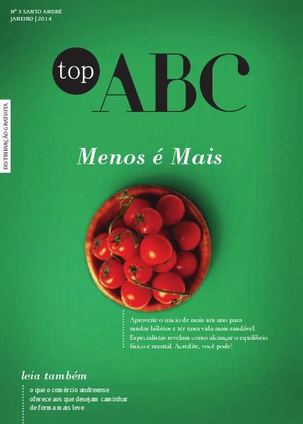 Revista Top ABC Top ABC Ed. 03 - jan. 2014