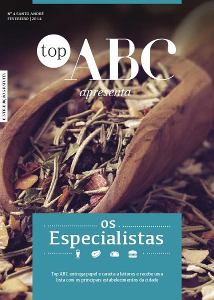 Revista Top ABC Top ABC Ed. 04 - fev. 2014