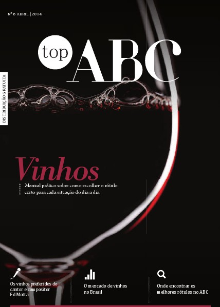 Revista Top ABC Top ABC Ed. 06 - abr. 2014
