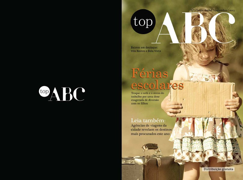 Revista Top ABC Top ABC Ed. 01 - nov. 2013