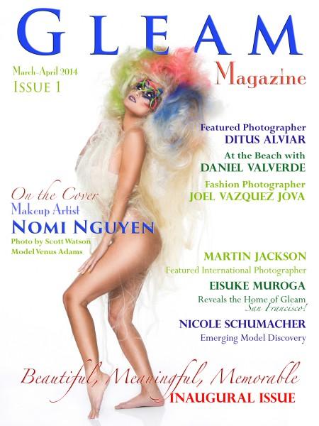 Gleam Magazine March-April 2014
