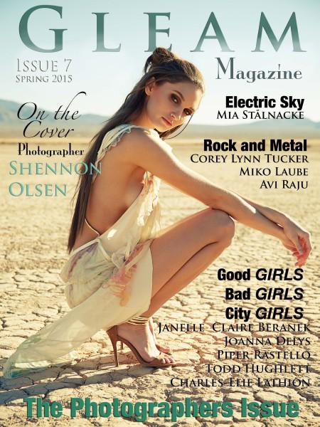 Gleam Magazine Spring 2015 Issue 7