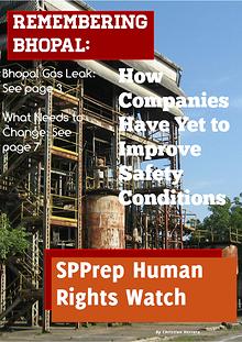 SPPrep Human Rights Watch