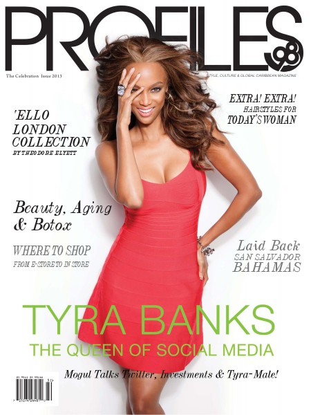Profiles98 Magazine: The Beauty Issue 2014 - Issue 15 14