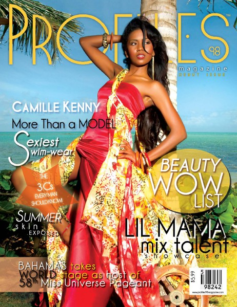 Profiles98 Magazine: The Beauty Issue 2014 - Issue 15 1