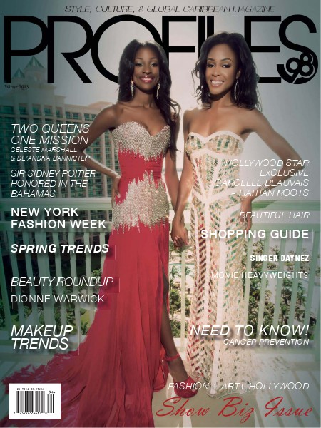 Profiles98 Magazine: The Beauty Issue 2014 - Issue 15 12