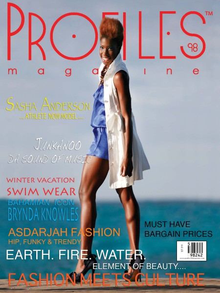 Profiles98 Magazine: The Beauty Issue 2014 - Issue 15 2
