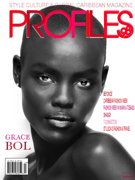 Profiles98 Magazine: The Beauty Issue 2014 - Issue 15 8