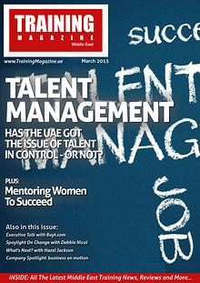 Training Magazine Middle East