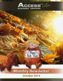 October Magazine 2014