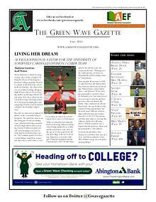 The Green Wave Gazette