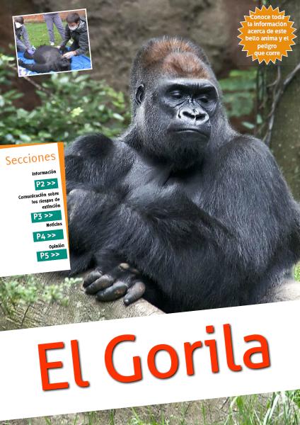 El gorila 2014